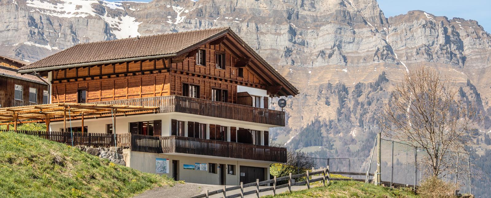 Ferienhaus Schnäls